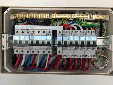 Cool Residential Electrical Switchboard Wiring 101 Bdelwellnesstrialsorg